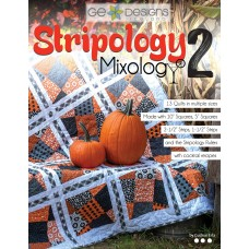 Stripology Mixology2 Book by Gudrun Erla