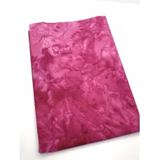 BOLT END - Hoffman Batik 851H-349 - Fuchsia Blender - 19 inches