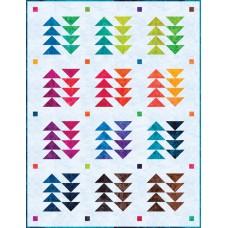 FREE Robert Kaufman Migrating Geese Pattern