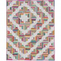 Stashtastic Book by Antler Quilt Design - patterns for 12 full size quilts, all shown in two colorways!