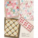 Winter Manor Book by Antler Quilt Design - 20 projects!!