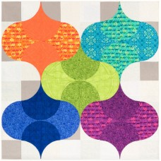 FREE Robert Kaufman Mythical Lanterns Pattern