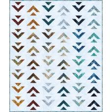 FREE Robert Kaufman Pointed Pattern