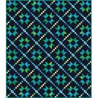FREE Robert Kaufman Cosmos Pattern