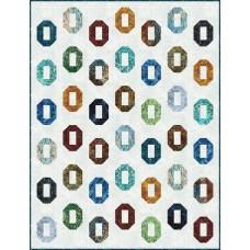 FREE Robert Kaufman Floating Beads Pattern