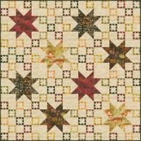 FREE Robert Kaufman Country Stars Pattern