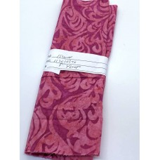 REMNANT - Island Batik 112010340 Pink Vibe - 8 INCH BY WOF