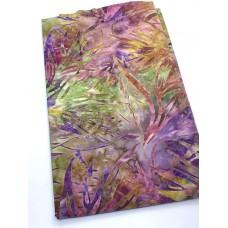 BOLT END - Michael Miller Batik BT8506 Orchid - Multicolor - 22 Inches