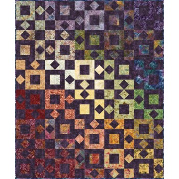 FREE Robert Kaufman Square Stones Pattern