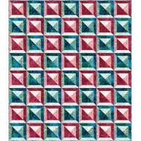 FREE Robert Kaufman Checkered Tiles Pattern