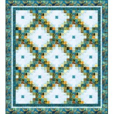 FREE Robert Kaufman Irish Garden Pattern