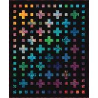 FREE Robert Kaufman Color Crossing Pattern