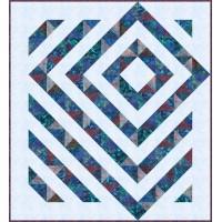 FREE Robert Kaufman Four Patch Charm Pattern