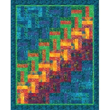 FREE Robert Kaufman Passage Pattern