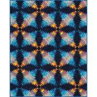 FREE Robert Kaufman Pineapple Rush Pattern