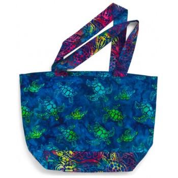FREE Robert Kaufman Tropical Tote Bag Pattern