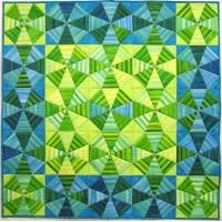 FREE Robert Kaufman Prisma - Kaleidoscope Pattern