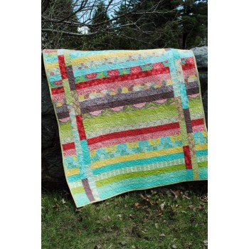 Between the Lines pattern by Sweet Jane's  - Jelly Roll Friendly