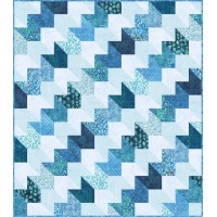FREE Robert Kaufman Crinkle Cut Pattern