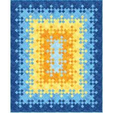 FREE Robert Kaufman Luminous Nine Patch Pattern