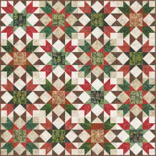 FREE Robert Kaufman Holiday Moments Sparkler Pattern