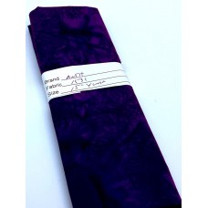 REMNANT - Anthology 1531 Purple Blender- 15 Inches x WOF