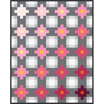 FREE Robert Kaufman Botanical Ombre Pattern