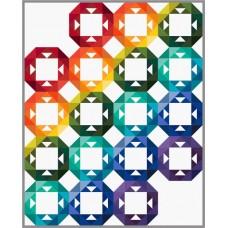 FREE Robert Kaufman Prism Pattern