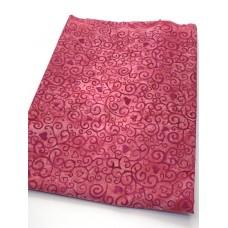BOLT END - Island Batik 112012827 - Pink Love Pattern - 22 Inches