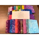 Athena's Puzzle Quilt Kit
