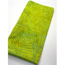 BOLT END - Timeless Treasures Tonga Batik B6946 Neon - 21 Inches