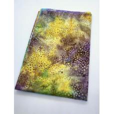 BOLT END - Island Batik 1112039815 - Dots on Multicolor - 1/2 yd