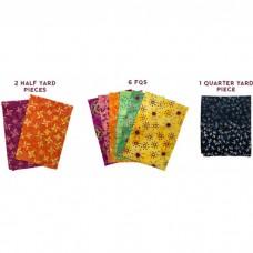 Island Batik Mandala Magic Bundle - 2.75 yds