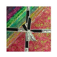 Island Batik Melody 10 Inch Squares - 42 pieces