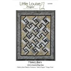 Monkey Bars pattern by Little Louise Designs - Layer Cake Friendly