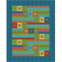 Barns and Terraces pattern by Stitchin Tree - Jelly Roll Friendly Color Pattern printed to order