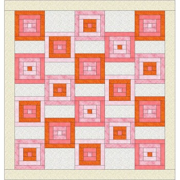 Gumdrops pattern by Stitchin Tree - Half Yard Friendly Color Pattern printed to order