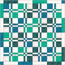 Presto Change O pattern by Stitchin Tree - Half Yard Friendly Color Pattern printed to order
