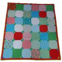 Hop Scotch pattern by Stitchin Tree - Layer Cake Friendly Color Pattern printed to order