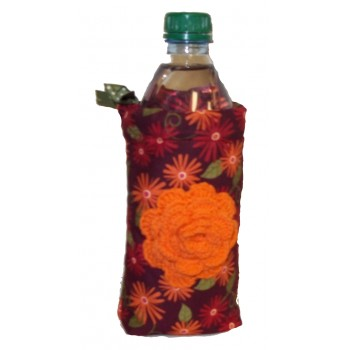 Water Bottle Kozie pattern by Stitchin Tree - Fat Quarter Friendly Color Pattern printed to order