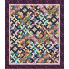 FREE Robert Kaufman Splintered Pattern