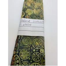 REMNANT - Island Batik 121920900 - 17 INCH BY WOF