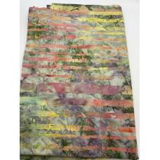 "BOLT END - Island Batik 121721880 Green Trees 29"""
