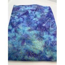 """BOLT END - Hoffman Batik 885-318 Turquoise Purple - 32"""""""