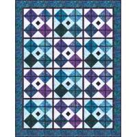 FREE Robert Kaufman Diamond Weave Pattern