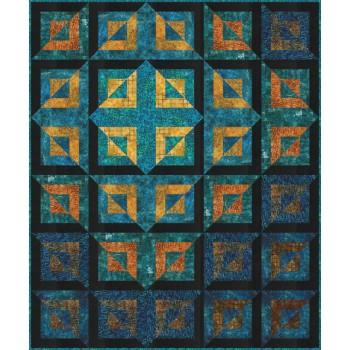 FREE Robert Kaufman Aperture Pattern