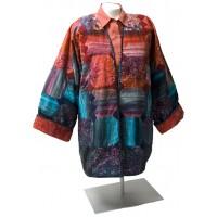 FREE Robert Kaufman Patchwork Jacket Pattern