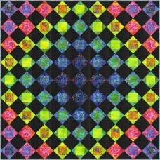 FREE Robert Kaufman Celebration Diamond Transparency Pattern