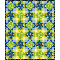 FREE Robert Kaufman Pokedex Pattern