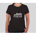 Batik Freak Crew Neck T-Shirt